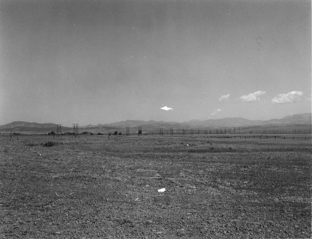 Helena Valley, view from South to North, July 17, 1959