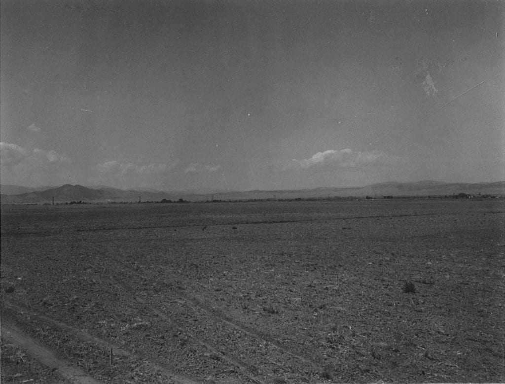 Helena Valley, Southeast to Northwest, July 17, 1959